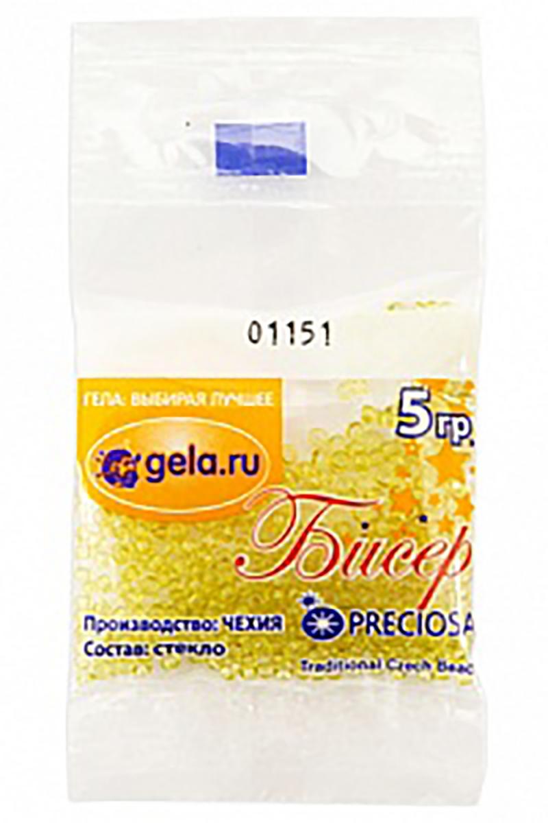 Бисер G01151
