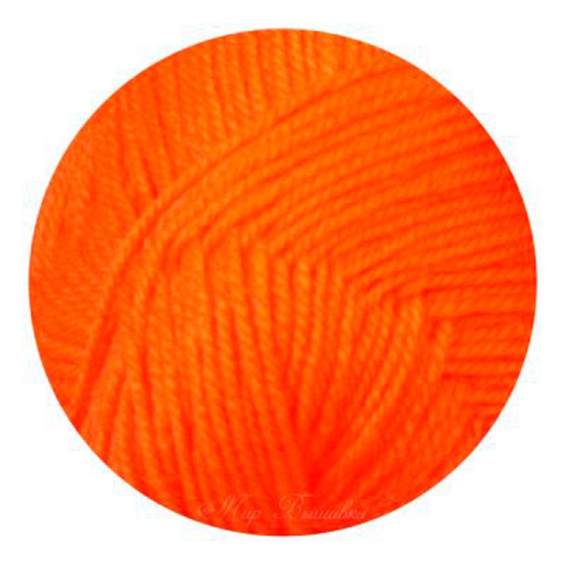 Детская новинка Цвет.284 Оранжевый