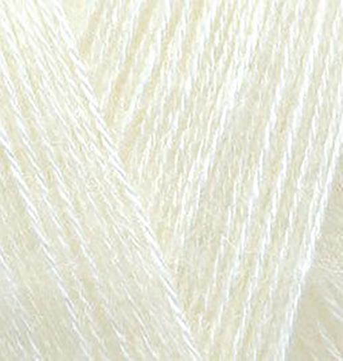 Angora Gold Цвет.01 Кремовый