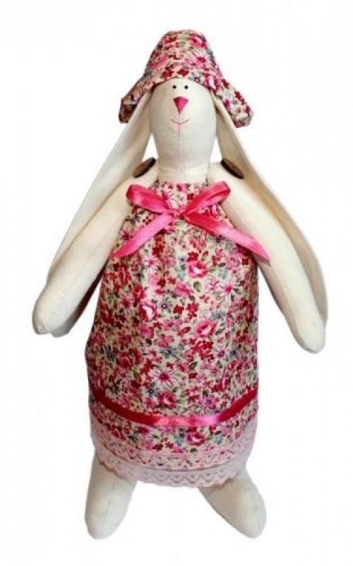 Набор для изготовления текстильной игрушки 'Зайка Зоя'