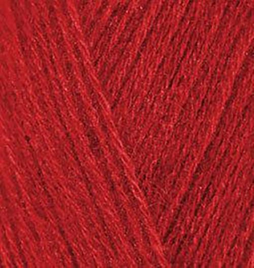 Angora Gold Цвет.106 Красный