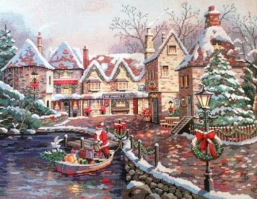 Рождественская бухта