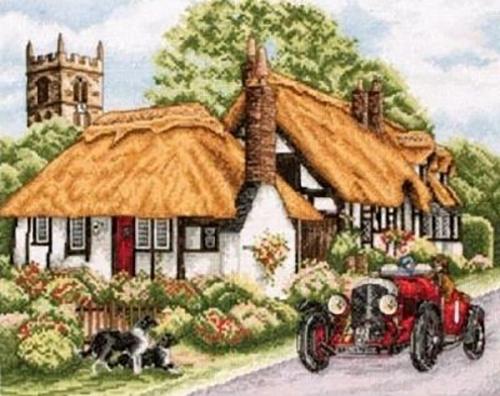 Деревня Велфорд