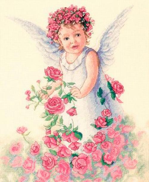 Ангел роз