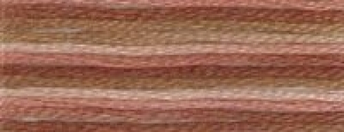 Мулине для вышивания DMC 4140 Color Variations мультиколор Driftwood