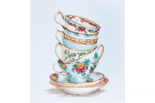 Бирюзовые Чайные Чашки