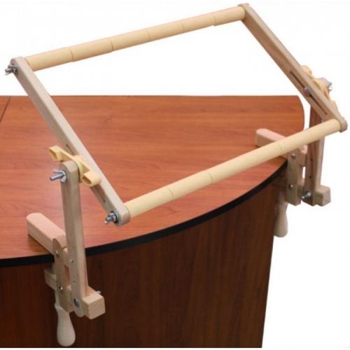 Пяльца-рамки 45х30 с креплением к столу