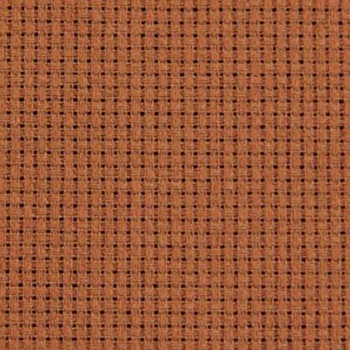 Канва К04 Аида коричневый 50*50 14ct 55/10 кл.
