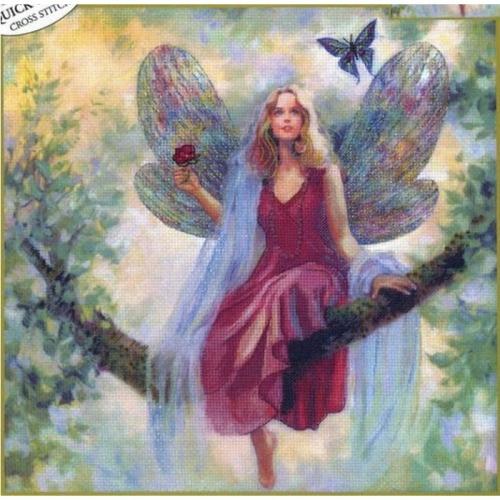 """Набор для вышивания """"Летняя древесная фея"""" 51557"""