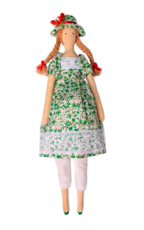 """Набор для изготовления текстильной игрушки """"Анастасия"""""""