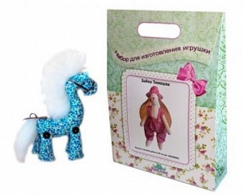 """Набор для изготовления текстильной игрушки """"Лошадка Красавчик"""""""