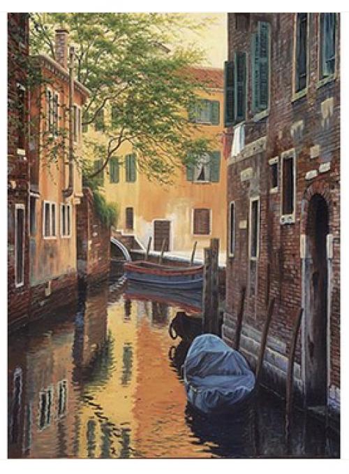 """Набор для вышивания """"Венецианский канал"""" 52415"""
