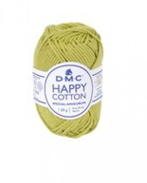 Нитки для вязания крючком DMC Happy цвет 752