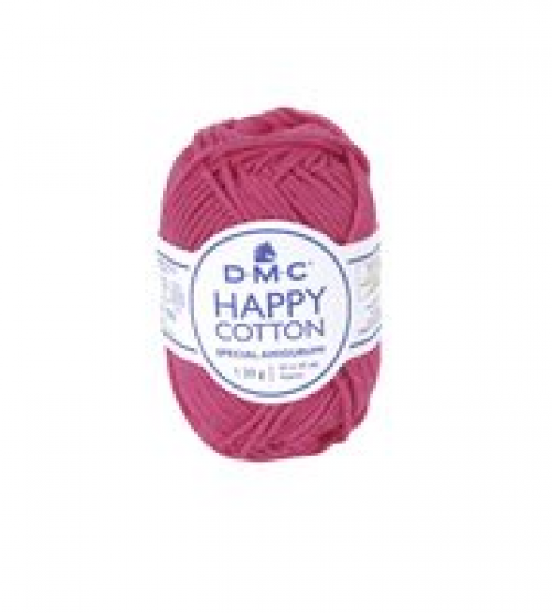 Нитки для вязания крючком DMC Happy цвет 755