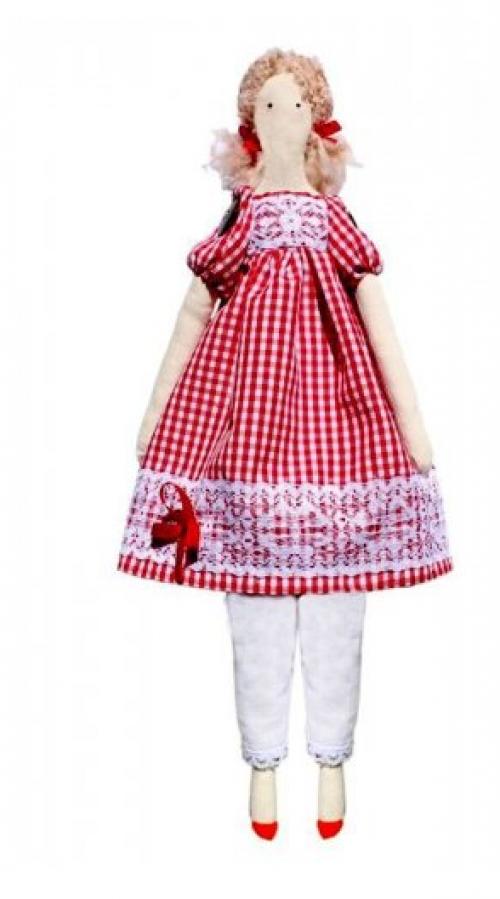"""Набор для изготовления текстильной игрушки """"Эмма"""""""