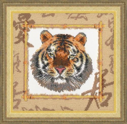 "Вышивка ""Уссурийский тигр"" БС-003"