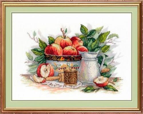 """Вышивка """"Яблочный спас"""" НВ-537"""
