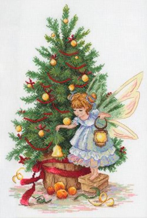 "Вышивка ""Новогодняя фея"" НВ-631М"
